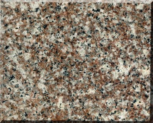 Introduction of imported and domestic granite stone classified by several common representative colors